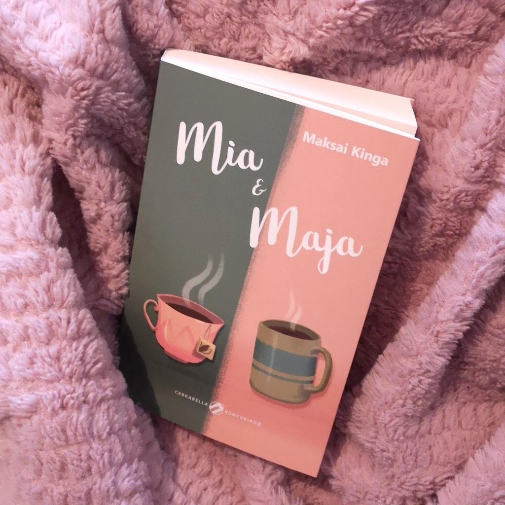 Egy regény 10-99 éves korig | Mia&Maja