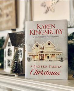 Az én (letölthető) ajándékom nektek! | Karen Kingsbury – Karácsony Baxteréknél