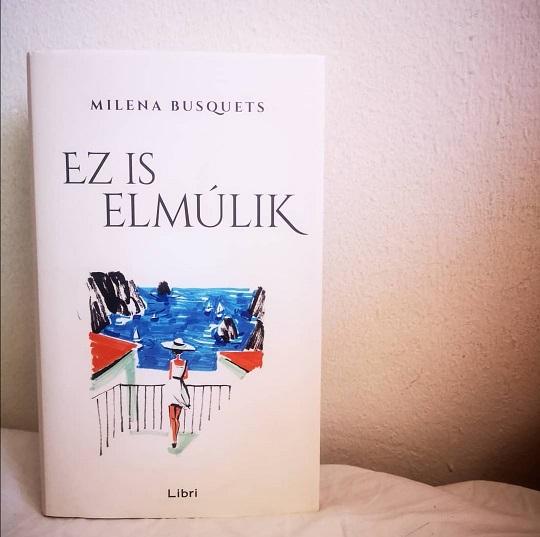Milena Busquets: EZ IS ELMÚLIK