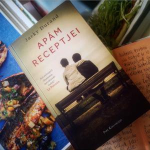 Életrajz/Ételrajz | Jacky Durand: Apám receptjei