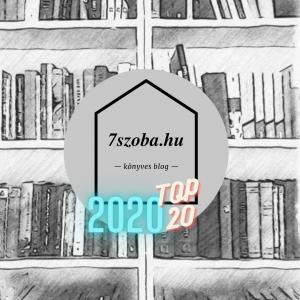 7 szoba 2020-as TOP20 listája